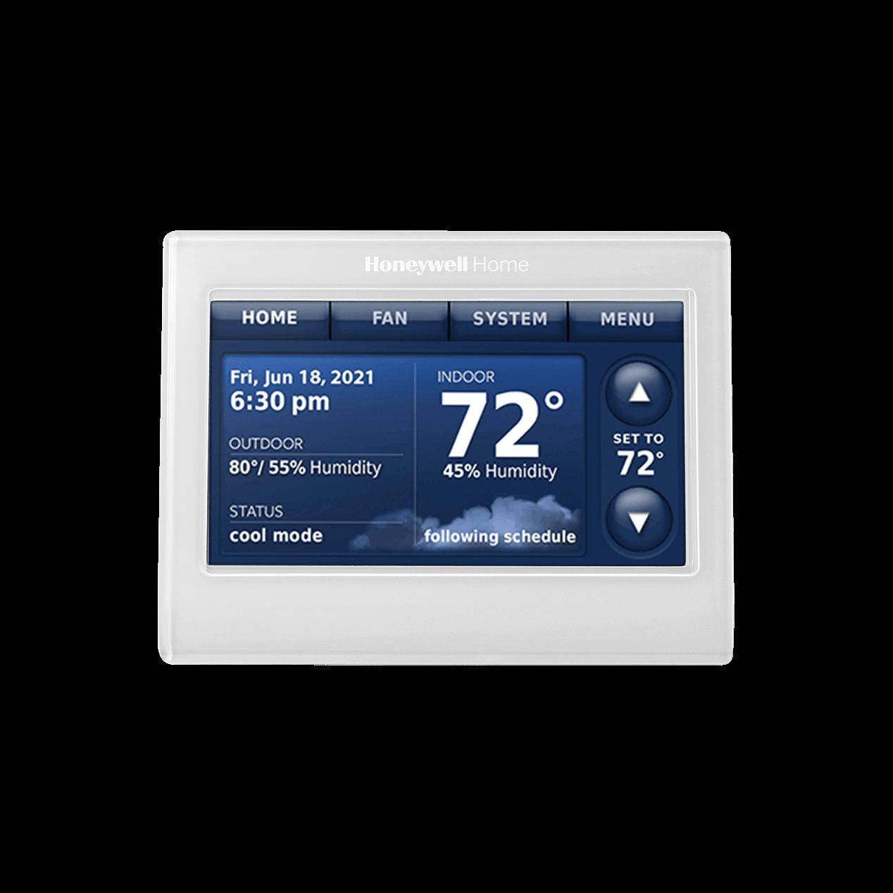 Prestige IAQ Thermostat