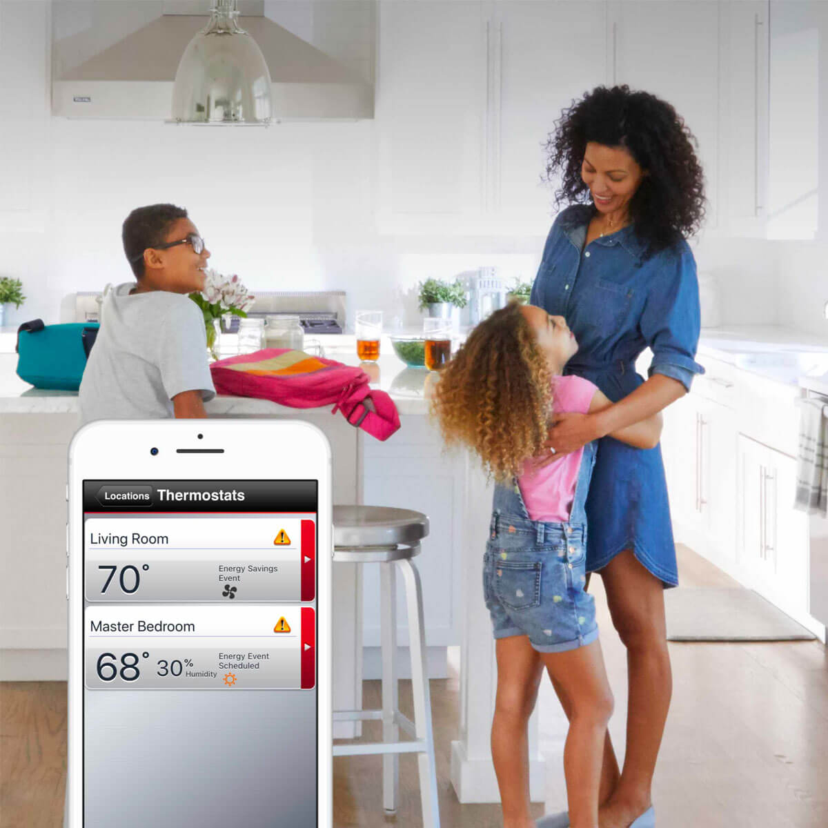 Total Connect Comfort App Remote Thermostat Control Resideo