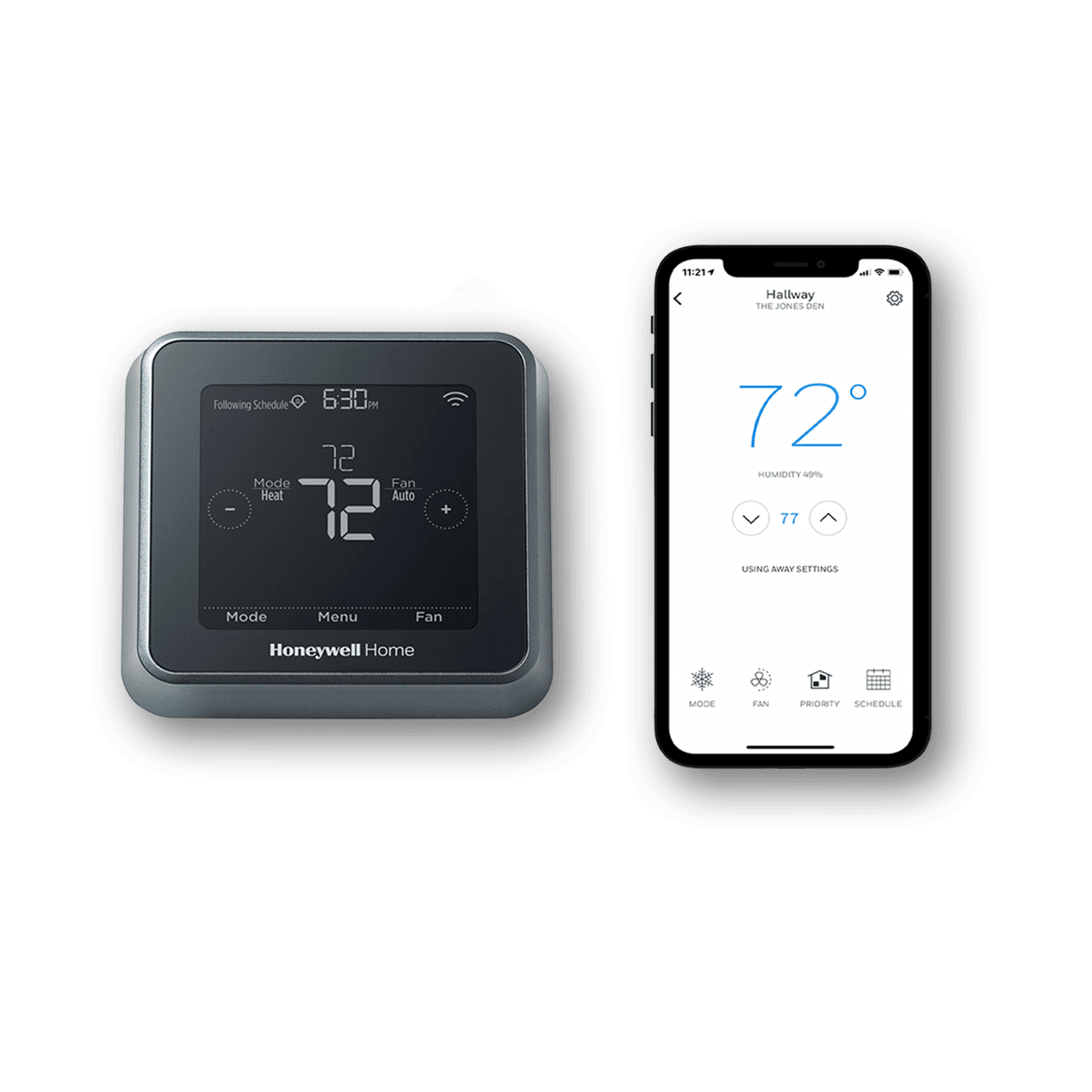 T5+ Smart Thermostat