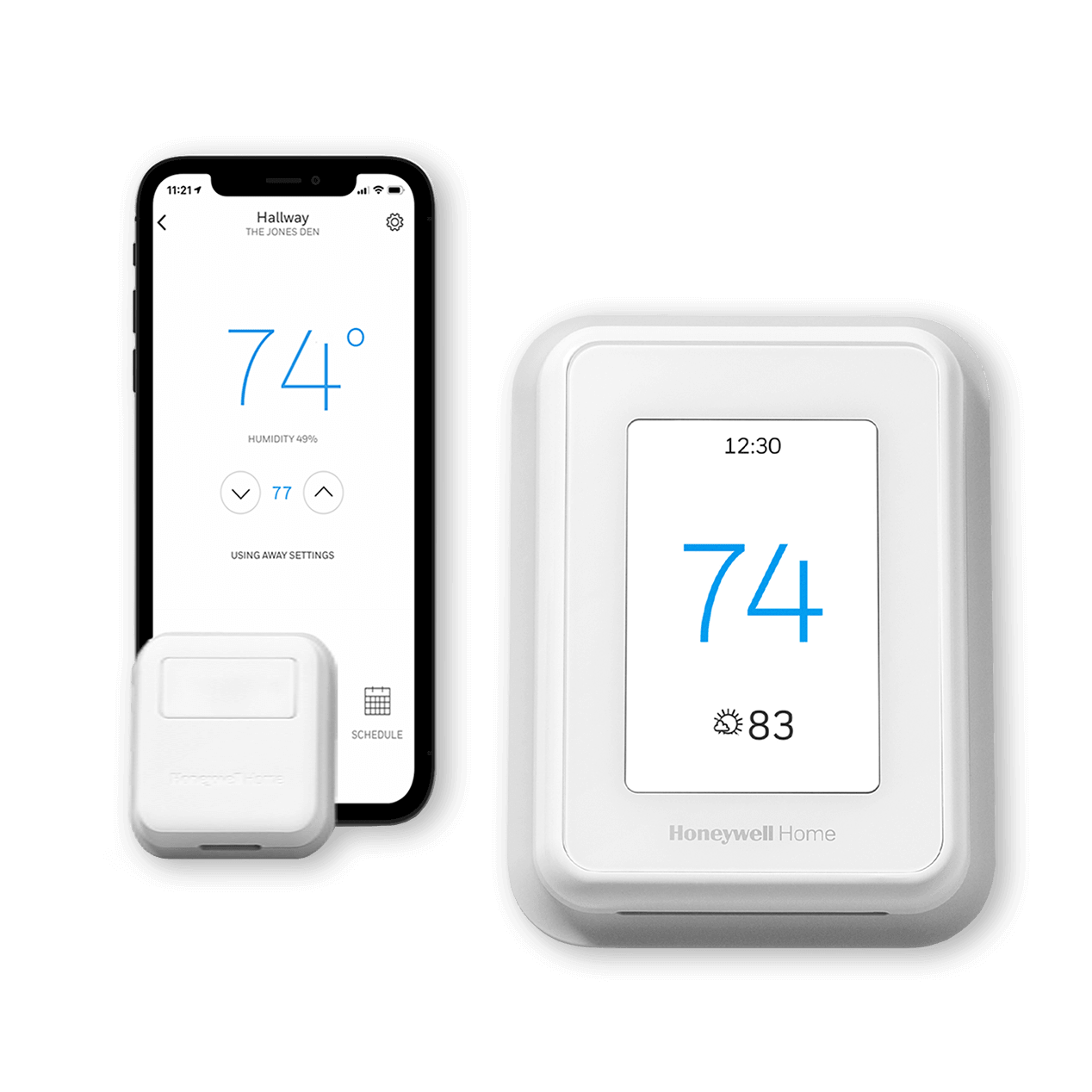 T9 Smart Thermostat with Sensor
