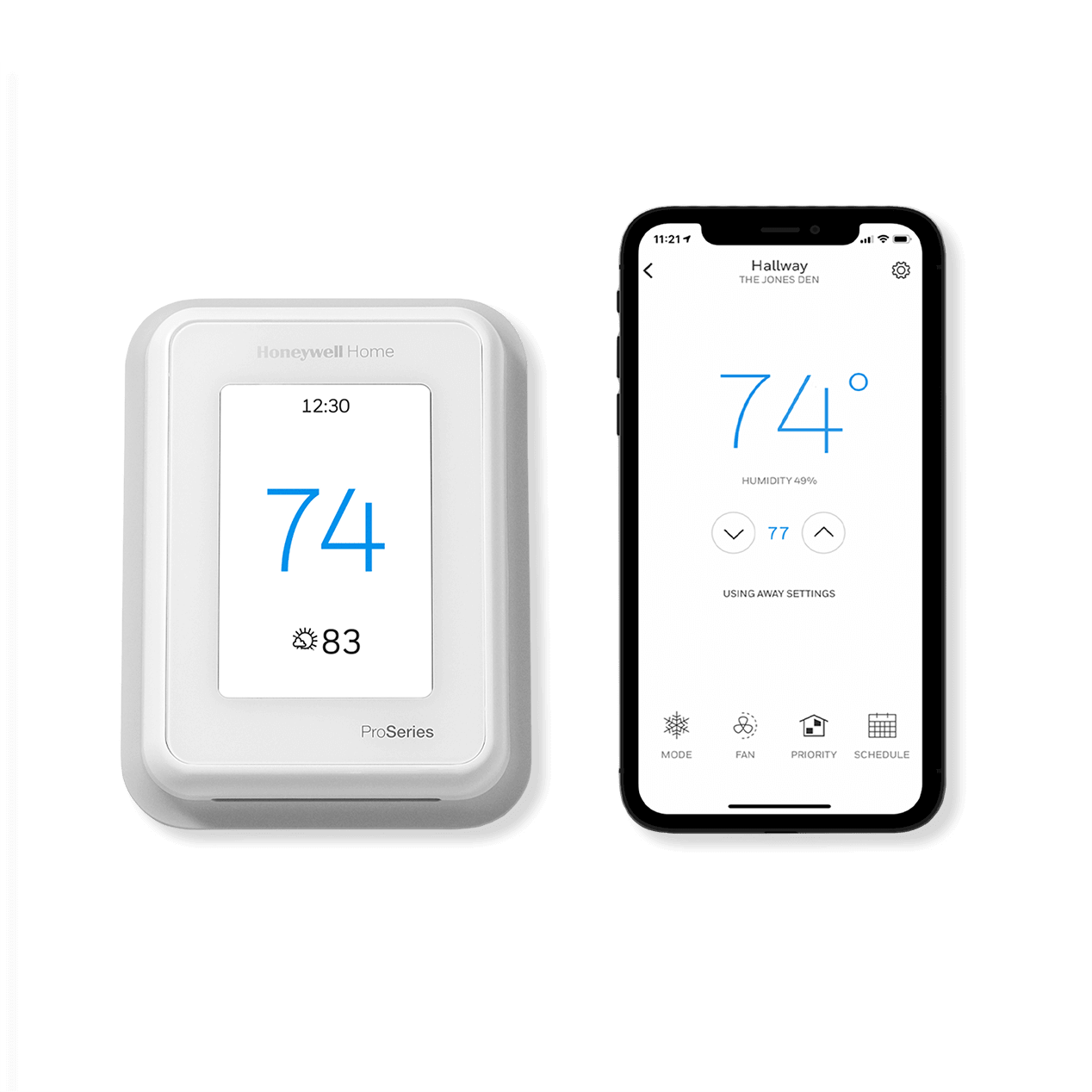 T10 Pro Smart Thermostat