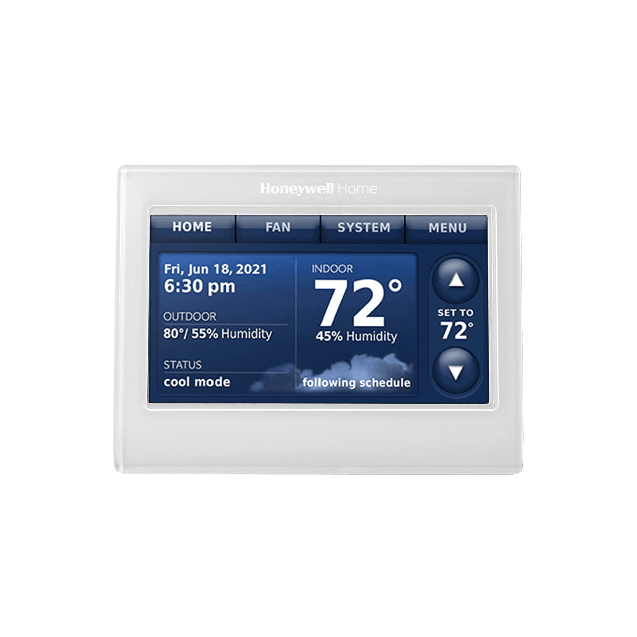 Prestige IAQ Thermostat