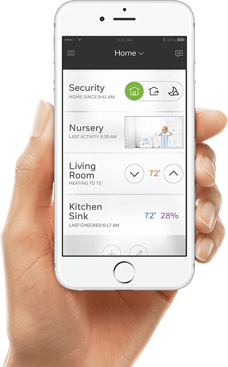Download the Honeywell Home App and support your Honeywell Home devices in one easy-to-use app