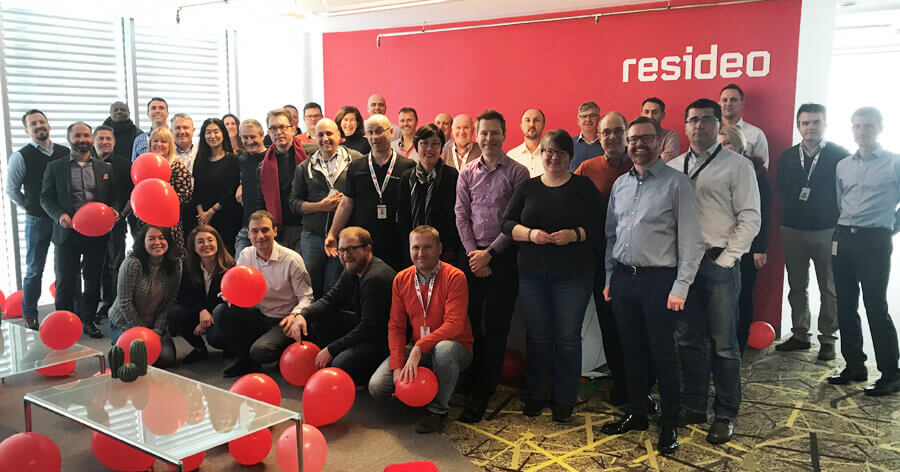 Resideo's New EMEA Headquarters Opens in Rolle, Switzerland