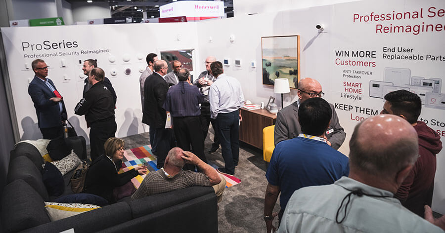 Resideo, a New Company with Generations of History, Supported Our Pros at ISC West