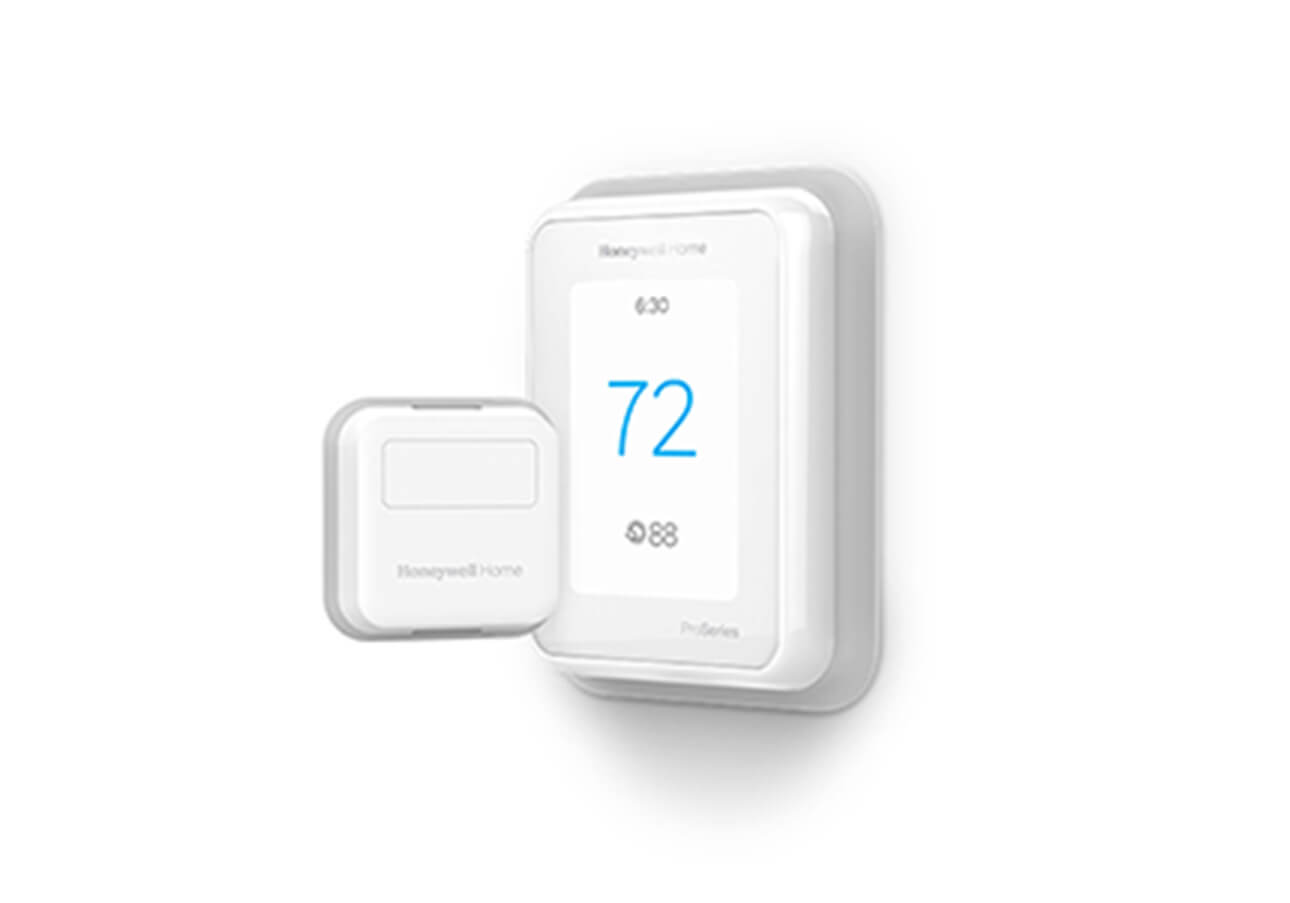 Control temperature in your home with a smart home thermostat