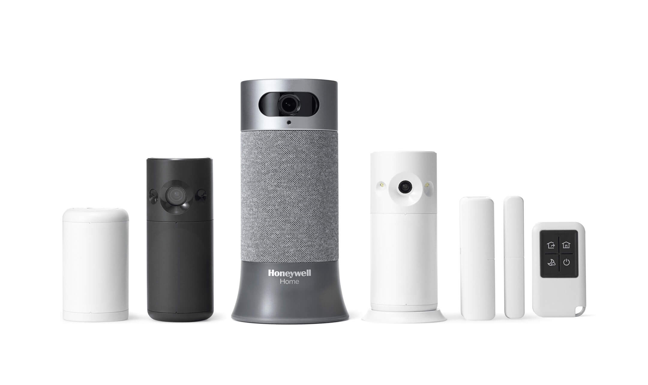 Smart home security devices work together to keep you safe.