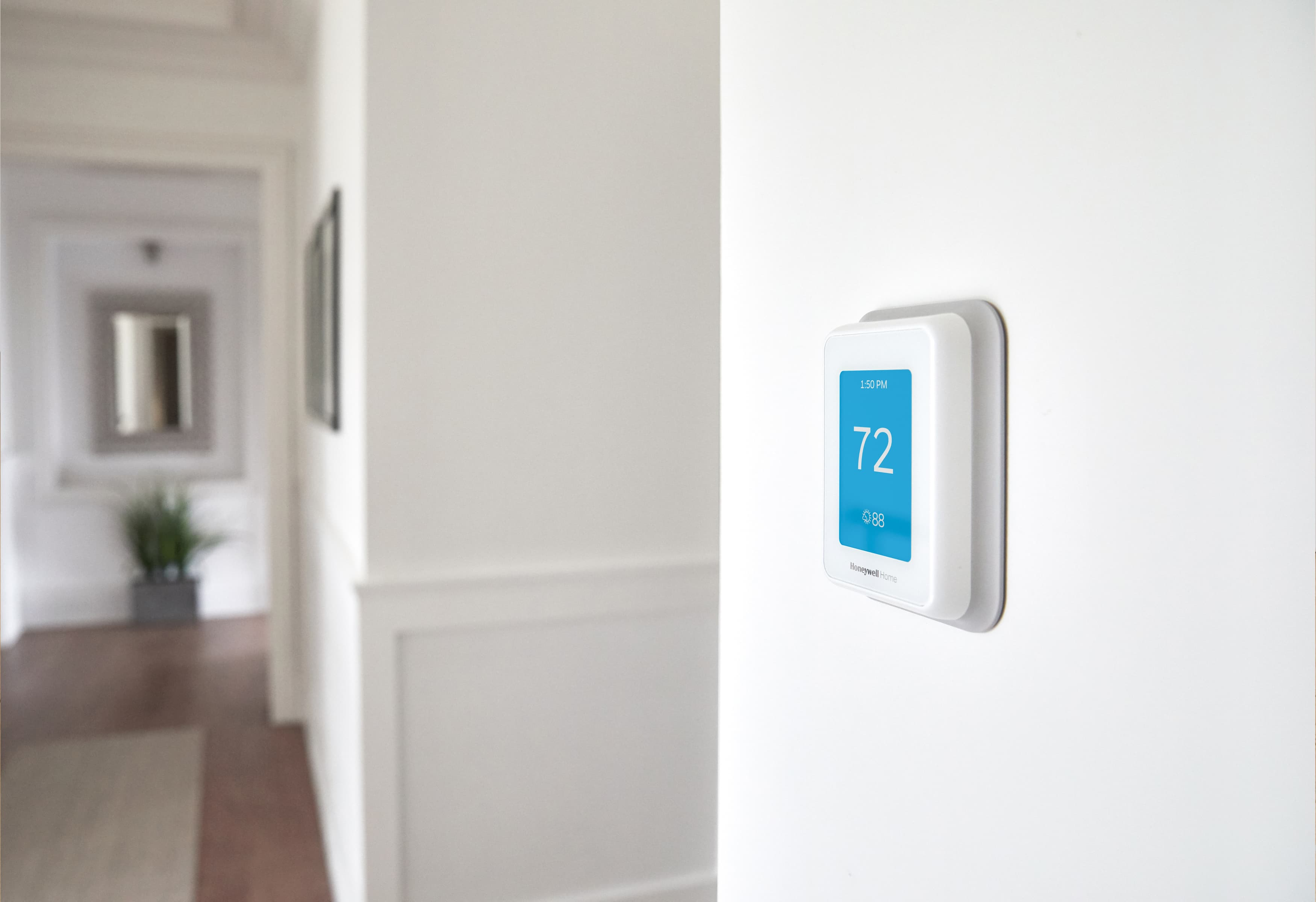 Connect your Honeywell Home thermostats