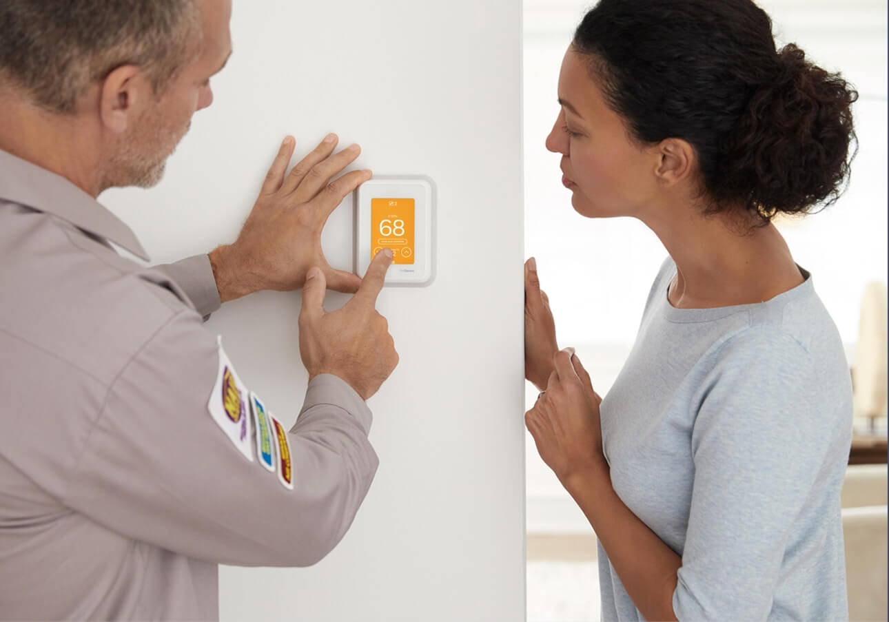 Help homeowners remove particles with filtration and Honeywell Home air monitoring systems