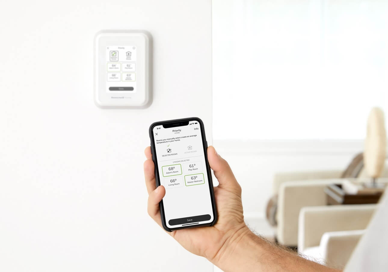 Connect smart home devices