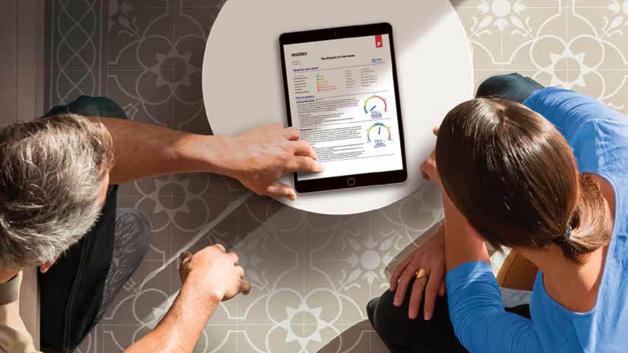 Helping customers learn more about their indoor air quality with AirCycle