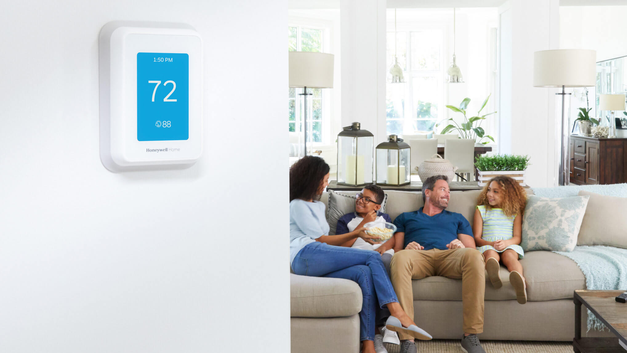 Learn more about how home indoor air quality impacts customers